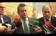 Sanz anuncia avances en materia de infraestructura para la comarca
