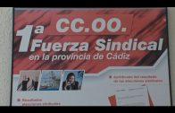 CCOO muestra sus condolencias por la muerte del trabajador en La Línea durante el temporal