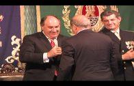 El alcalde felicita a Florentino Villabona por su nuevo nombramiento
