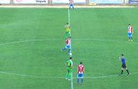 El Algeciras C.F. estrena el 2017 con una derrota en casa frente a la U.D. Los Barrios