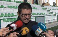"""El Algeciras CF """" mereció más """" en palabras de Guti"""