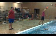 El Club Waterpolo Algeciras salta a la piscina tras el parón navideño