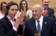 """Entregado el """"VII premio José Luis Tobalina"""" a Nicolás Barroso"""