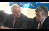 Fernández recibe al nuevo subdelegado del Gobierno de la provincia