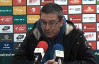 Guti: «No hay ninguna semana en la que no tengamos la presión por ganar»