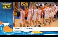 La España de Domingo Luís pasa como primera de grupo en el Campeonato del Mediterráneo de Balonmano
