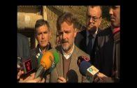 La Junta realiza obras de mejora en el cauce del Guadarranque, tras las pasadas inundaciones