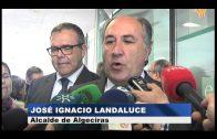 La nueva oficina de la Agencia Andaluza de Promoción Exterior  abre sus puertas en Algeciras