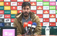 Los jugadores ya piensan en el partido de Alcalá después de la derrota