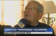 Arnaldo Fernández Calderón protagonista en el Real Club Naútico de Algeciras