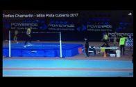Cándido Gómez, bronce en el Trofeo de Atletismo Chamartín y mejor marca de la temporada