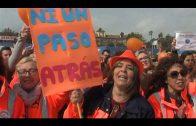 Cientos de personas respaldan la asamblea de trabajadores de la estiba