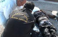 Dos de los cadáveres de inmigrantes hallados hace un mes permanecen sin identificar