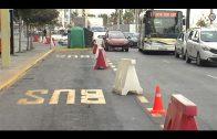 El Ayuntamiento realiza un simulacro de tráfico para la remodelación de la zona de La Marina