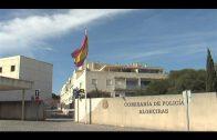 La Policía Nacional detiene en Algeciras a un matrimonio por cobrar indebidamente una pensión