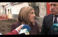 La presidenta de Diputación destaca el menor crecimiento del paro en la provincia