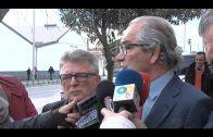 Representantes de la Comisión de Interior en el Senado visitan el CIE en Algeciras