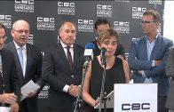Sánchez Rojas, reelegido presidente de la CEC