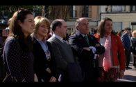 """Alumnos del colegio Salesiano representan en la Plaza Alta """"La vida de Jesús contada por los niños"""""""