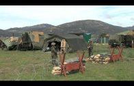 Cospedal visita las instalaciones militares de El Bujeo