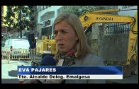 El Ayuntamiento hará un estudio de la red de agua potable en la calle María Auxiliadora y aledaños