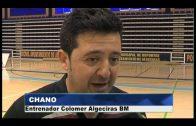 El Colomer Algeciras juega el domingo a las 11 horas ante el CB Carboneras