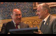 El embajador de Turquía en España visita el Ayuntamiento de Algeciras