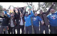 El equipo de rally de la EPS de Algeciras gana el Panda Raid 2017 en la categoría 4×2 de estudiantes