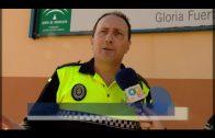 """El grupo de Educación Vial de la Policía Local presenta su mascota, """"Silbatín"""""""