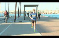 Esther Castellón, campeona por equipos del Campeonato de Campo a Través de las Fuerzas Armadas
