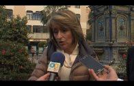 La Diputación ya tiene en su poder el proyecto de restauración de la fuente de la Plaza Alta