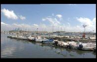 La Guardia Civil interviene casi dos toneladas de hachís en Algeciras.