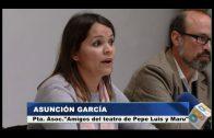 Presentada la asociación 'Amigos del Teatro Pepe Luis y Maru'.