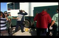 Rescatados a 1,5 millas de Tarifa 10 inmigrantes que trataban de cruzar el Estrecho