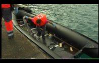 Rescatados siete subsaharianos que trataban de cruzar el Estrecho en una patera