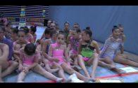 """Rodríguez Ros entregan las medallas del torneo de gimnasia rítmica """"Ciudad de Algeciras"""
