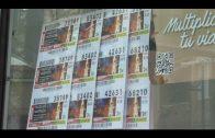 Vendidos cinco cupones premiados con 35.000 euros en el Parque de María Cristina