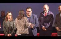 Ana María Ríos y Samuel Conde, premiados en la gala de Circuitos Deportivos Diputación de Cádiz 2016