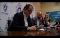 El alcalde preside los consejos de administración de las empresas EMALGESA y ALGESA