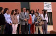 El alcalde visita el Centro de Servicios Sociales para la zona sur