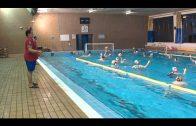 El Club Waterpolo Algeciras lucha por mantener su pasaporte a la final del Campeonato de Andalucía