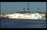 El puerto de Algeciras mueve un millón de contenedores en el primer trimestre de 2017