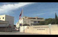 La Policía Nacional  detiene en Algeciras  al presunto autor  de nueve robos en vehículos