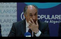 Landaluce asegura que los PGE 2017 aseguran los principales proyectos del Campo de Gibraltar