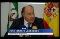 Landaluce critica que Podemos no apoyara en el Senado a la Algeciras – Bobadilla
