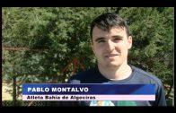 Pablo Montalvo, atleta de alto rendimiento por el Consejo Superior de Deportes