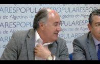 Sanz y Landaluce ratifican el apoyo del Gobierno central a la Algeciras – Bobadilla