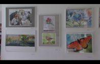 Abierta al público en la Escuela de Arte  la exposición  de Bachillerato Artístico