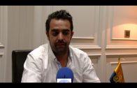 El alcalde felicita a un empresario algecireño por una patente internacional