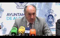 La estiba y el ferrocarril centran la visita del alcalde a Madrid